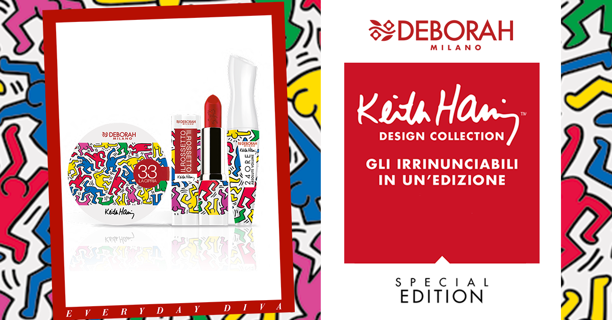 Keith Haring Design Collection