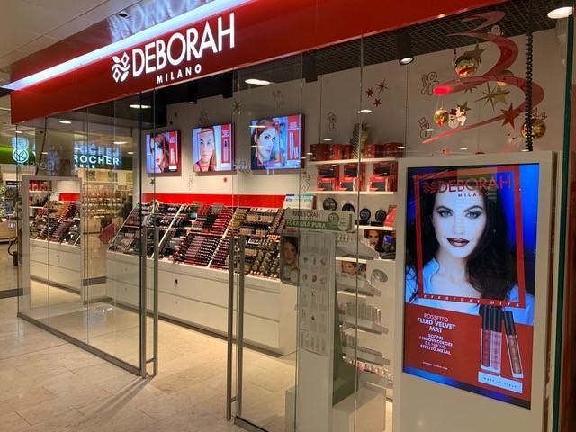 Deborah Milano Store Milano Centrale